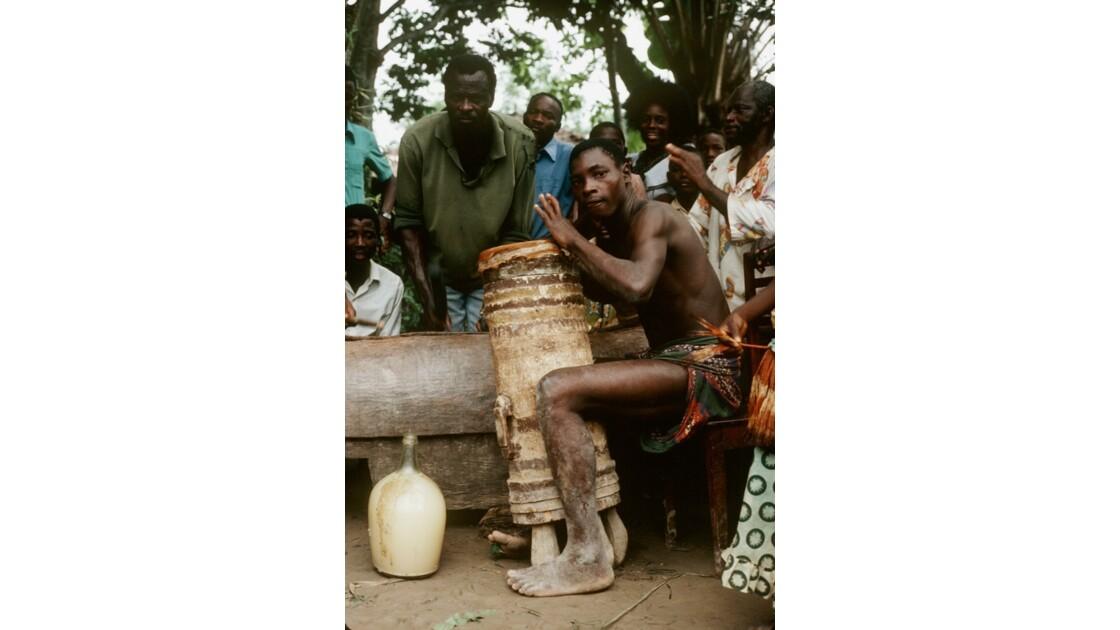 Congo 70 Impfondo fête au vin de palme 1
