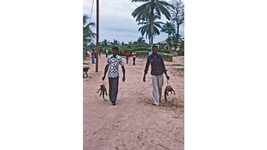 Congo 70 Impfondo Retour de chasse 4