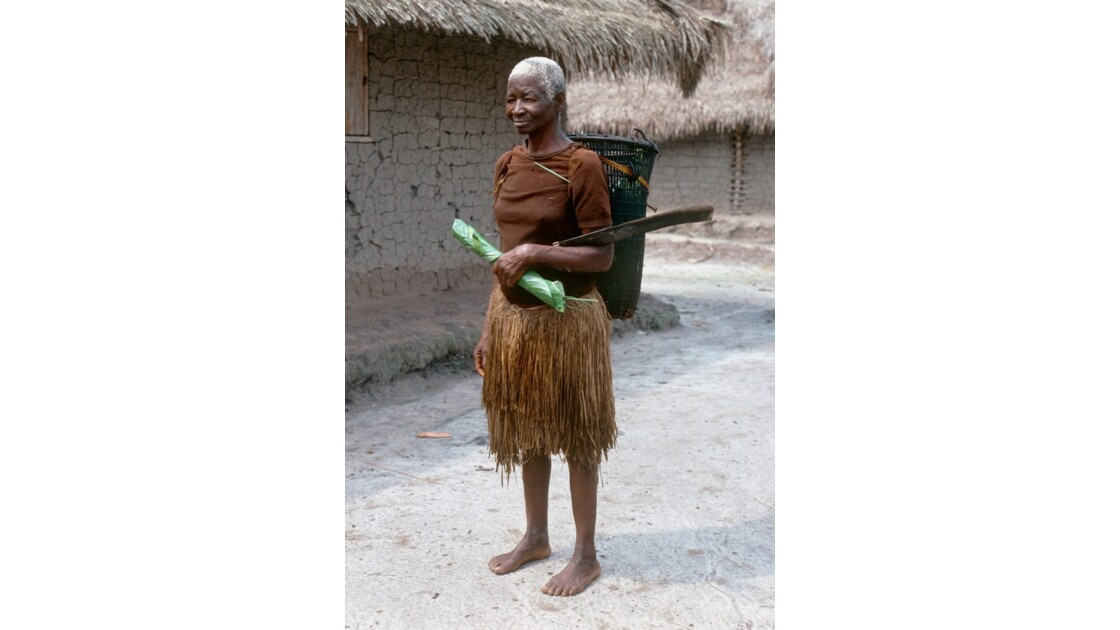 Congo 70 Impfondo Femme de la Likouala 8