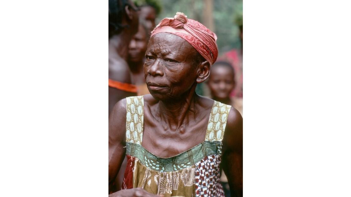 Congo 70 Impfondo Femme de la Likouala 9