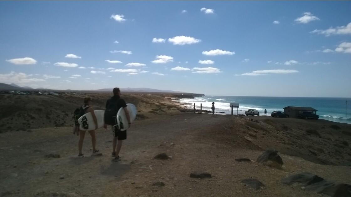 surf village Fuertaventura