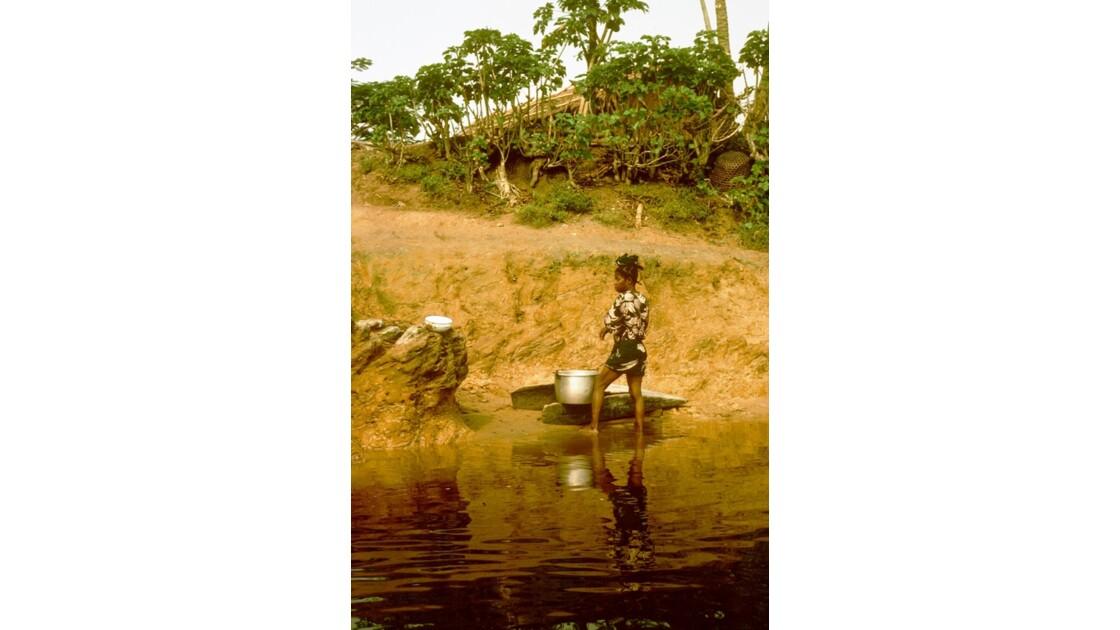 Congo 70 Village près de Dongou 3