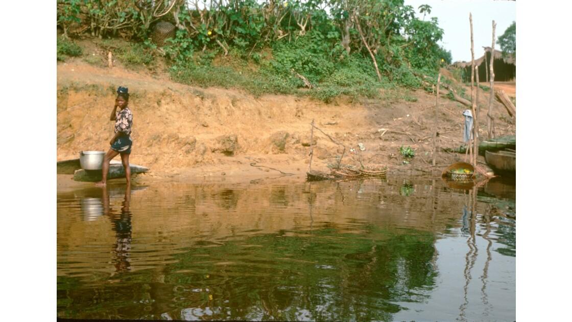 Congo 70 Village près de Dongou 4