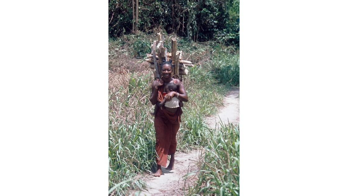 Congo 70  Autour de Dongou 1
