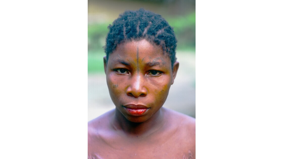 Congo 70 Pygmée autour de Dongou 1
