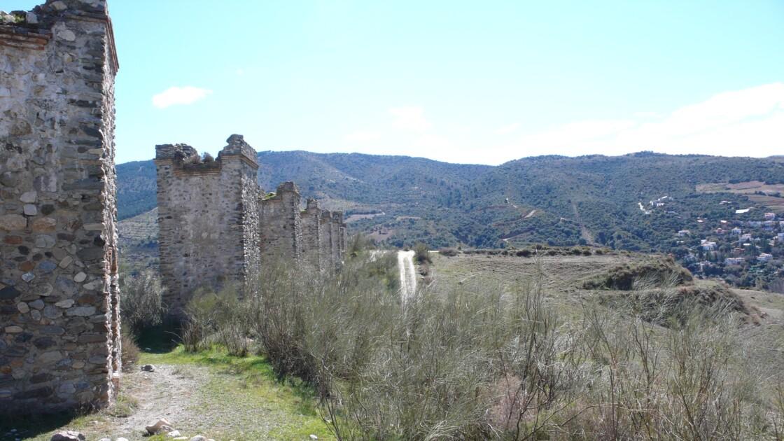 Walking back to Granada
