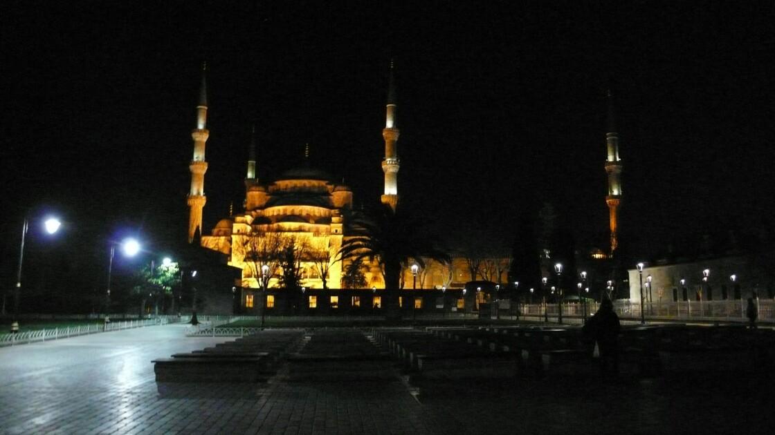 Stop over in Istambul