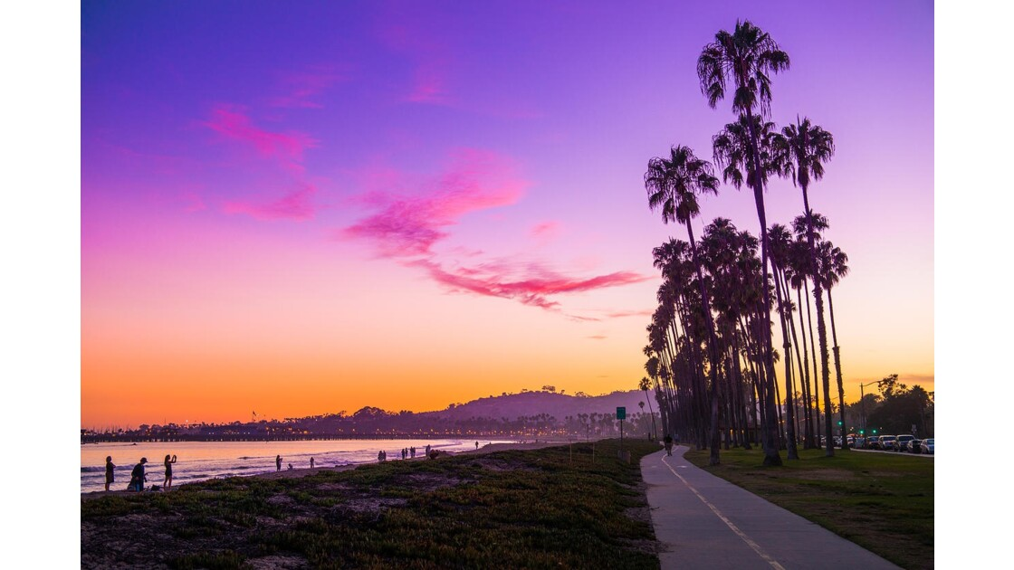 Santa Barbara / Californie