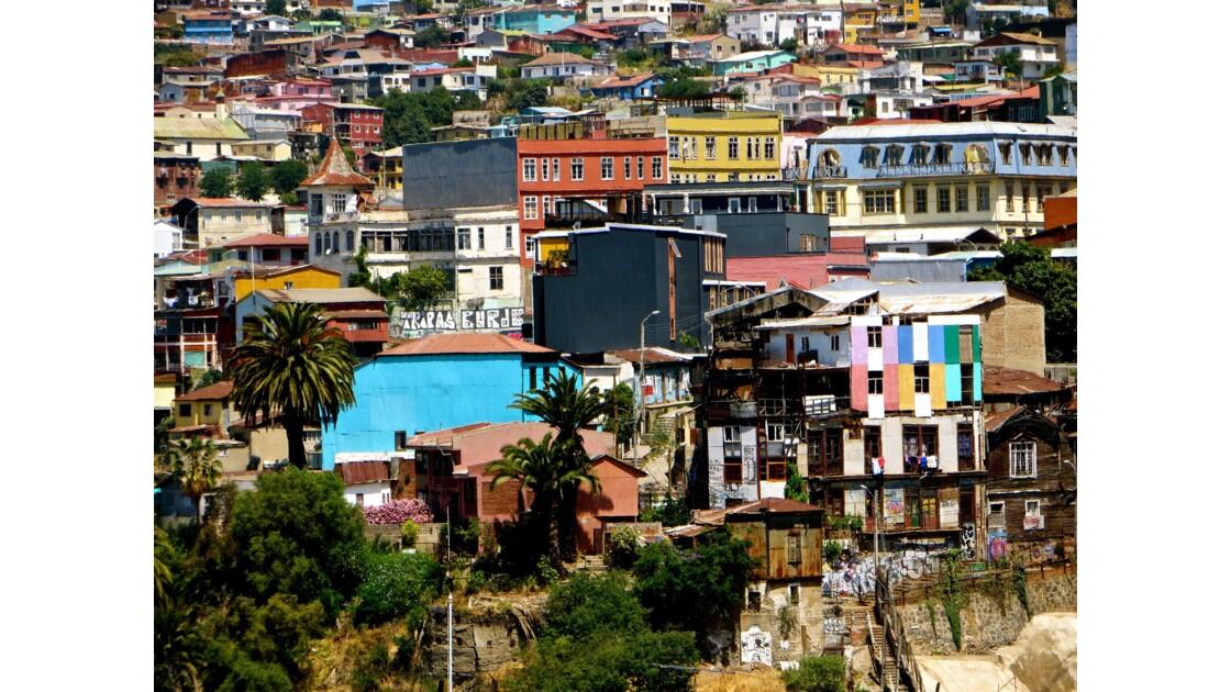 Un détour à Valparaiso
