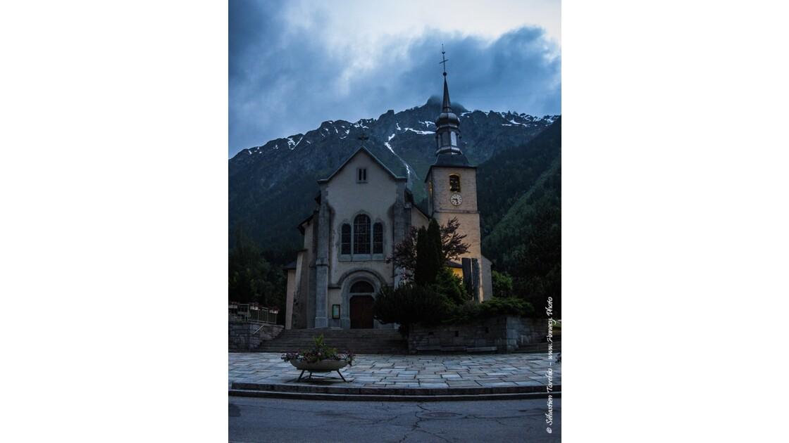 L'église Saint-Michel de Chamonix