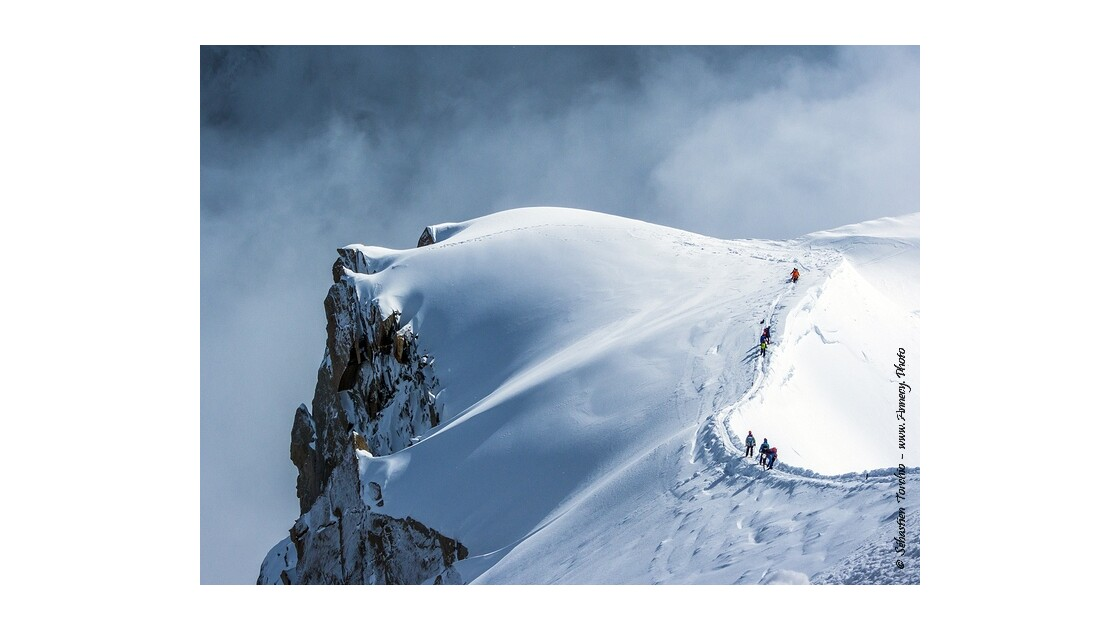Arête du Col du Midi