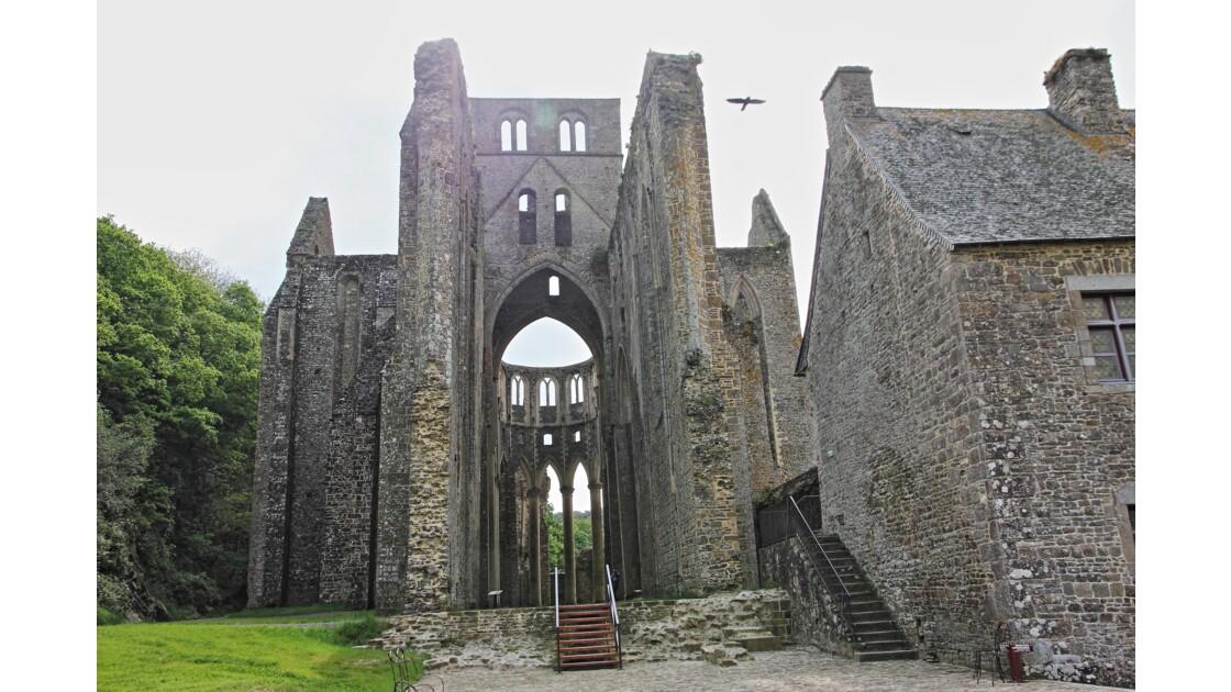 ruines Abbaye de Hambye