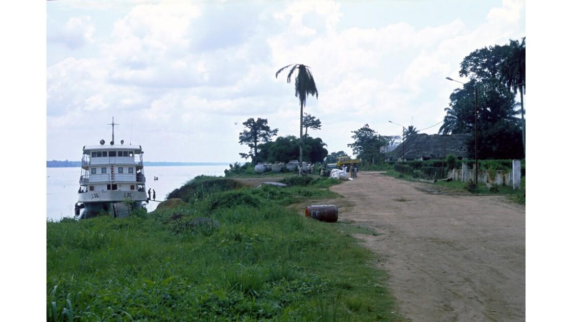 Congo 70 Les 3 Glorieuses à Impfondo 6