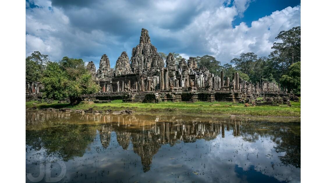 Reflection, Angkor