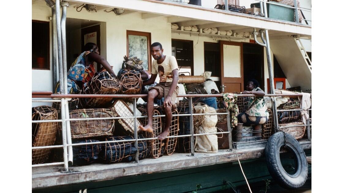 Congo 70 D'Impfondo à Brazzaville l'arrivée est proche