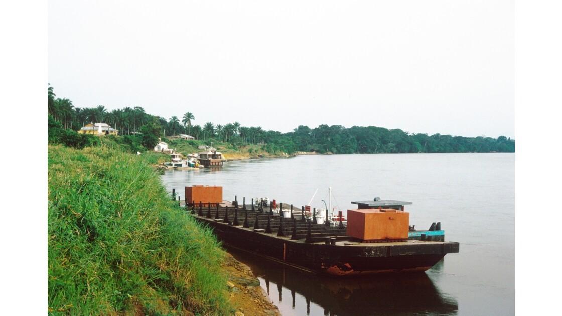 Congo 70 Ouesso Le Port 1