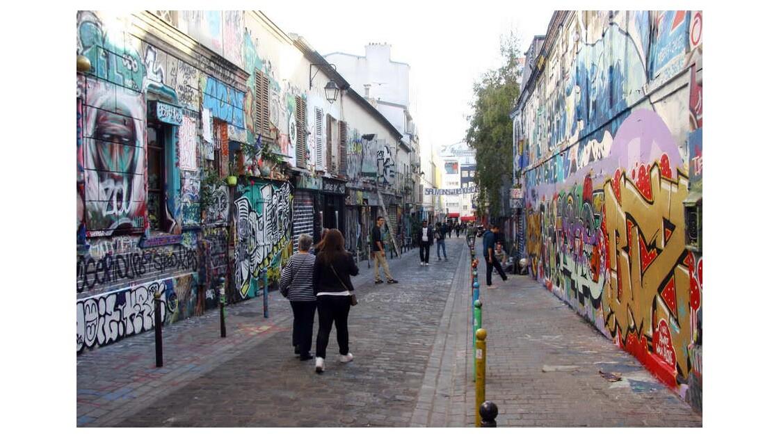 Belleville, 20ème arrondissement de Paris