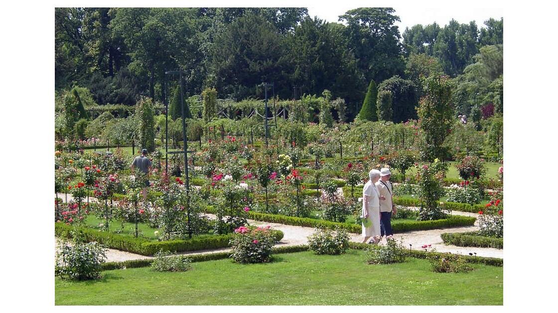 Jardins de Bagatelle, Paris XVI