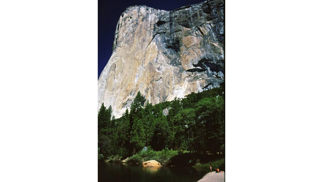 La montagne à Yosemite