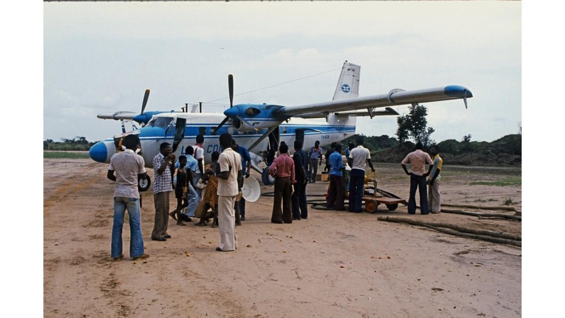 Congo 70 Aérodrome de Ouesso