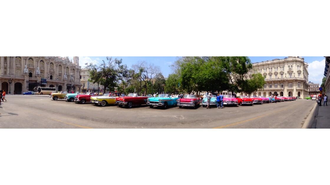 Panoramique Cuba