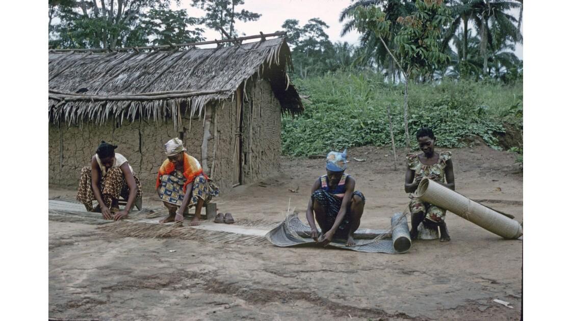 Congo 70 Kellé Tissage 2