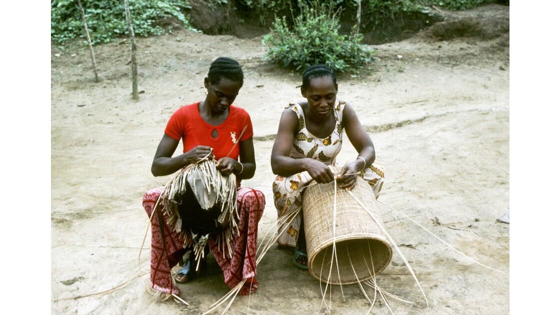 Congo 70 Kellé Vannerie 2