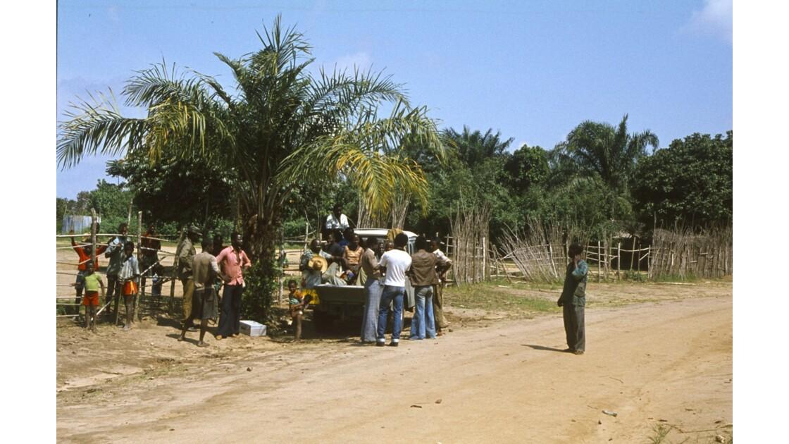 Congo 70  Entre Kellé et Etoumbi 2