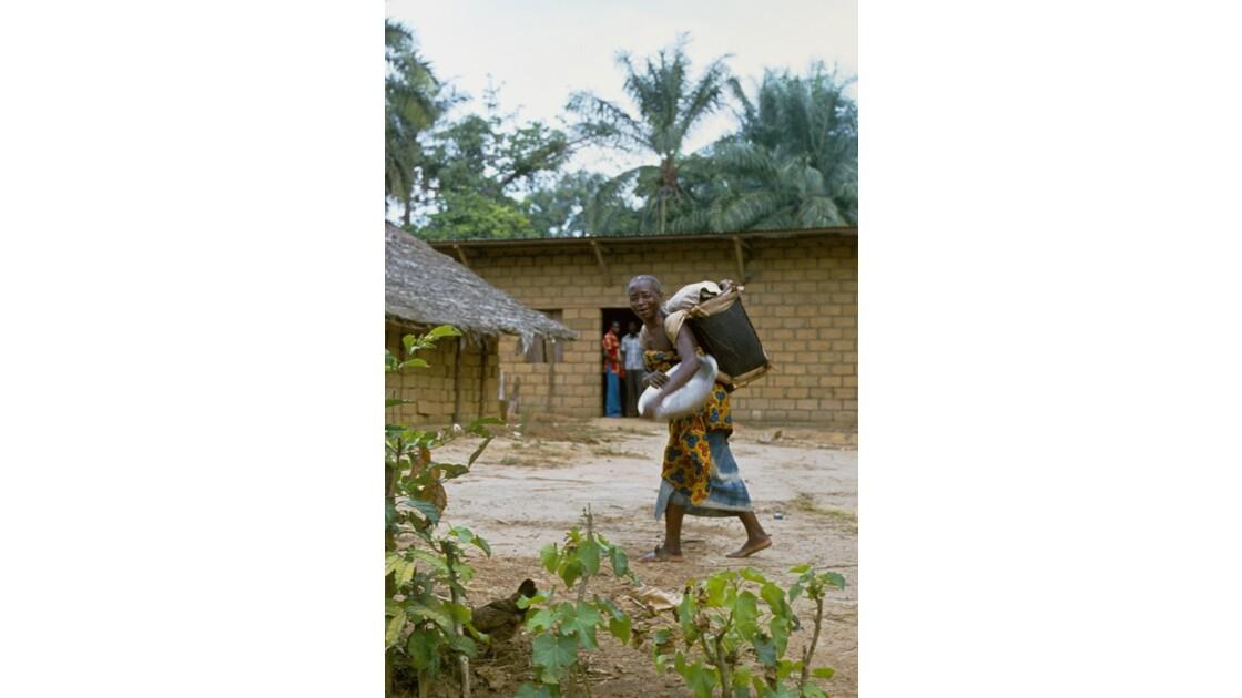 Congo 70 Kellé Retour de la forêt 9