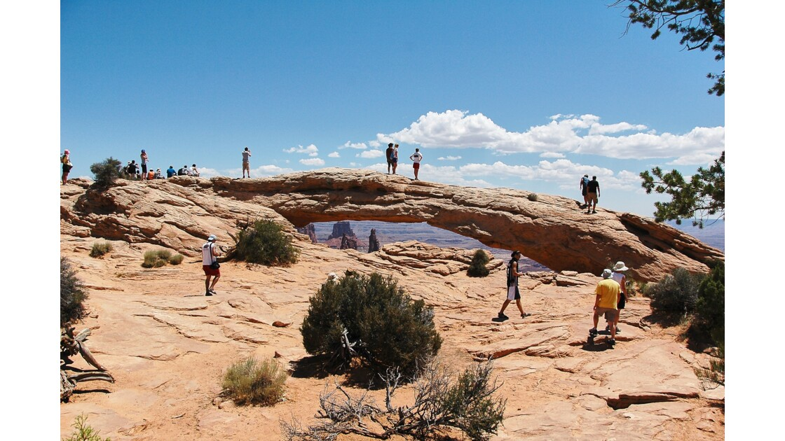 Canyonland, Mesa Arch
