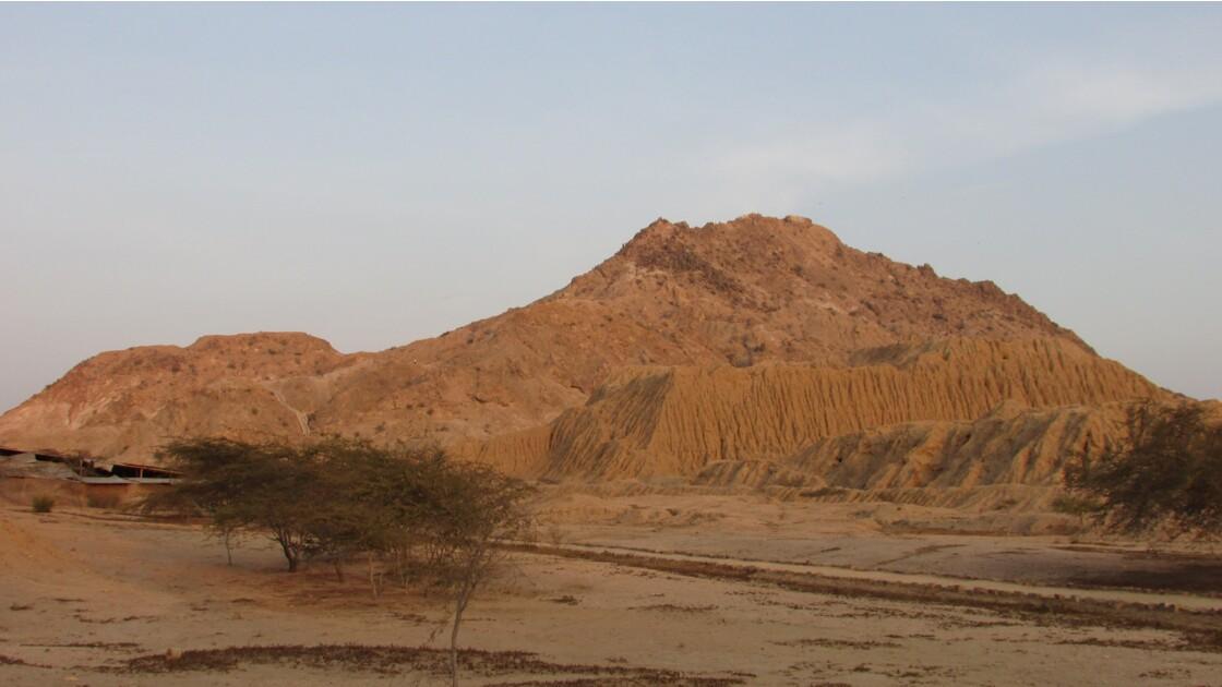 Pyramides de Tucume