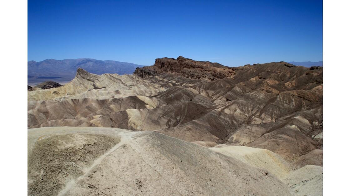 Death Valley National Park: Zabriskie Point