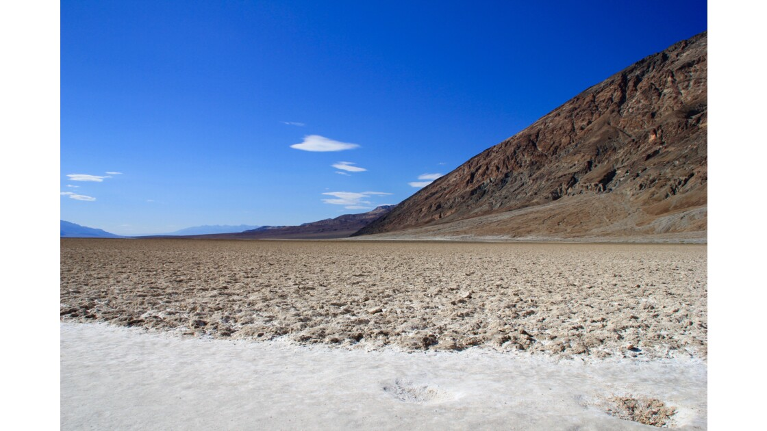 Death Valley National Park: Badwater