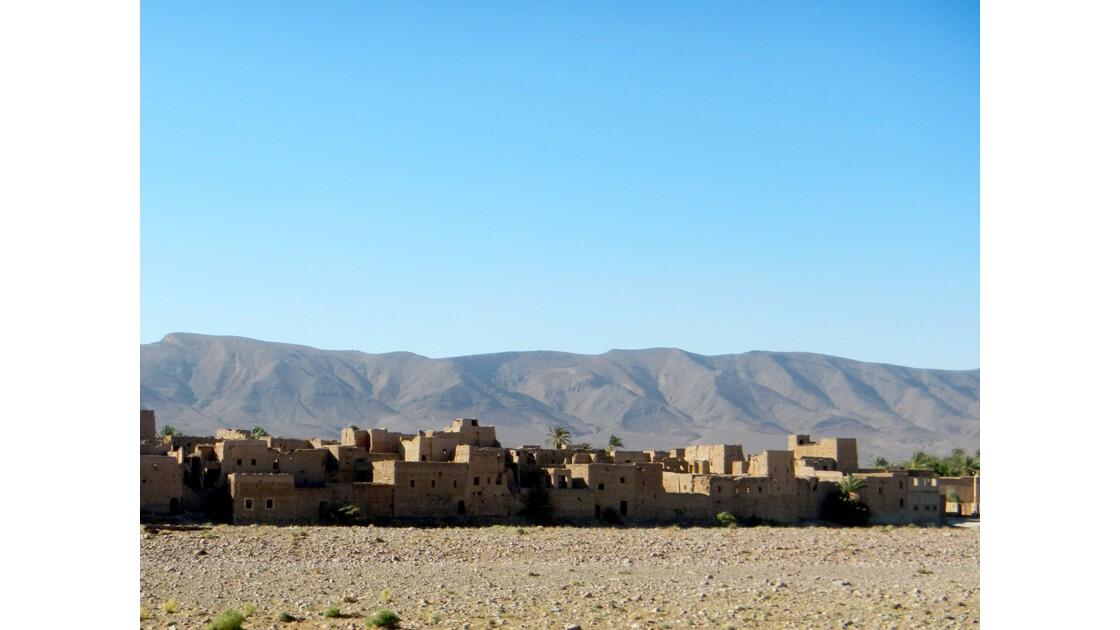 Maroc - De Agdeze à M'hamid