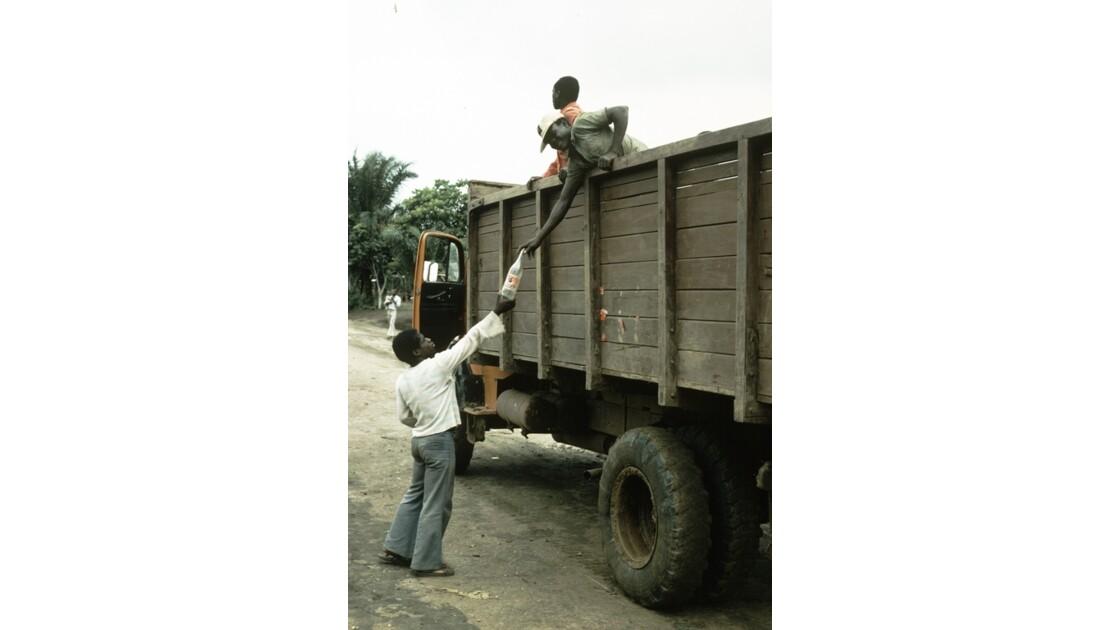Congo 70 Zanaga-Bambama Vente de pétrole 2