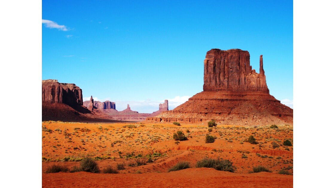 Monument valley....