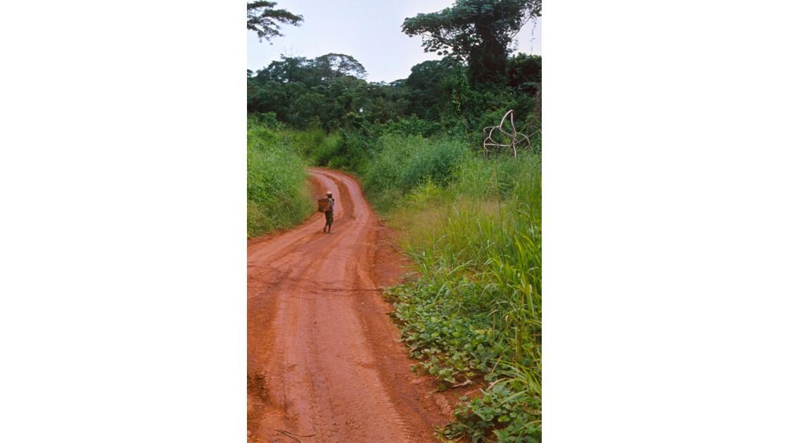 Congo 70 Sur la piste entre Zanaga et Sibiti 2