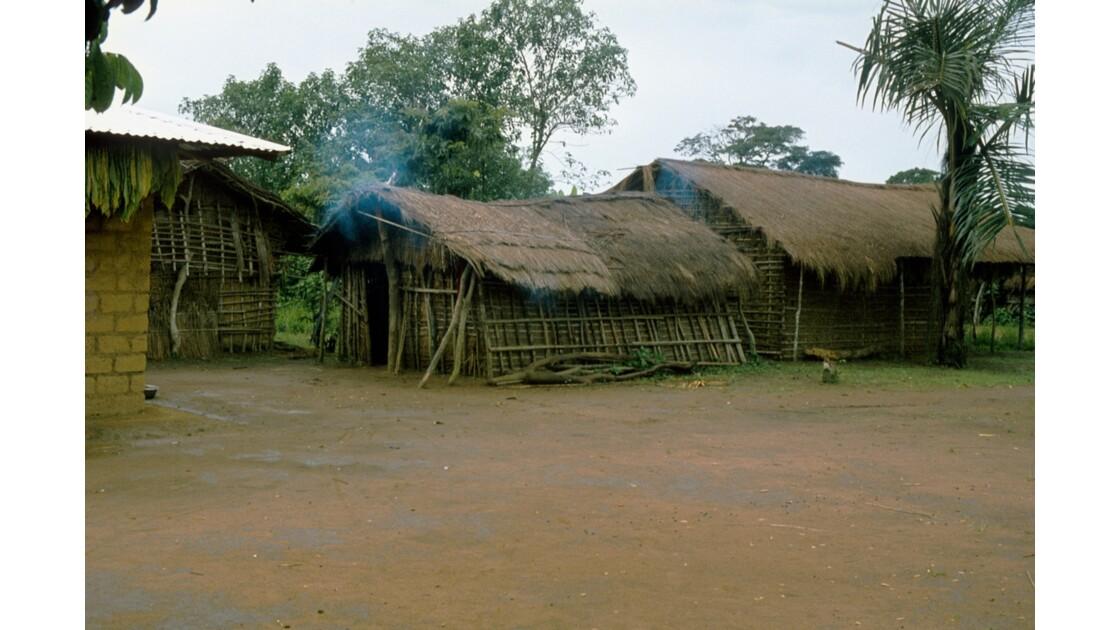 Congo 70 Village entre Zanaga et Sibiti 3