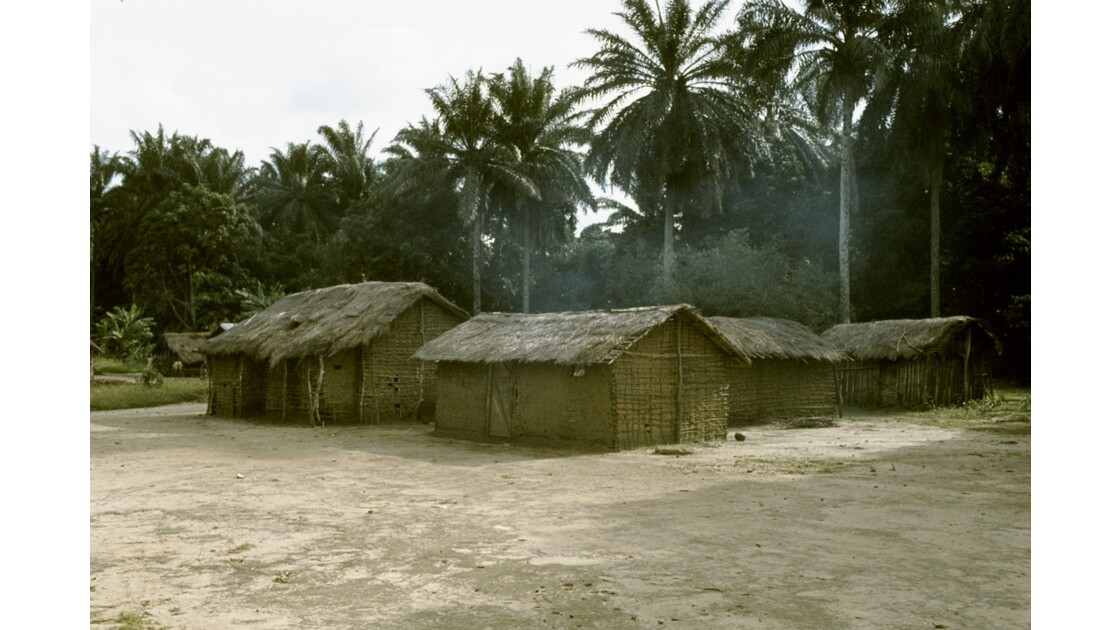 Congo 70 Village entre Zanaga et Sibiti 4