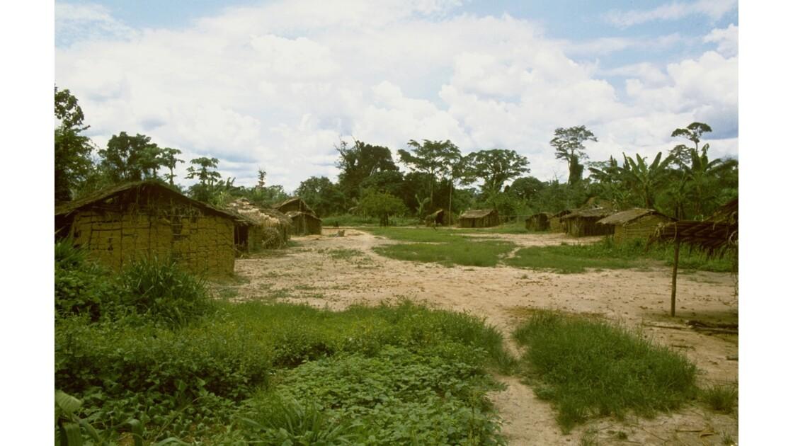 Congo 70 Village entre Zanaga et Sibiti 5
