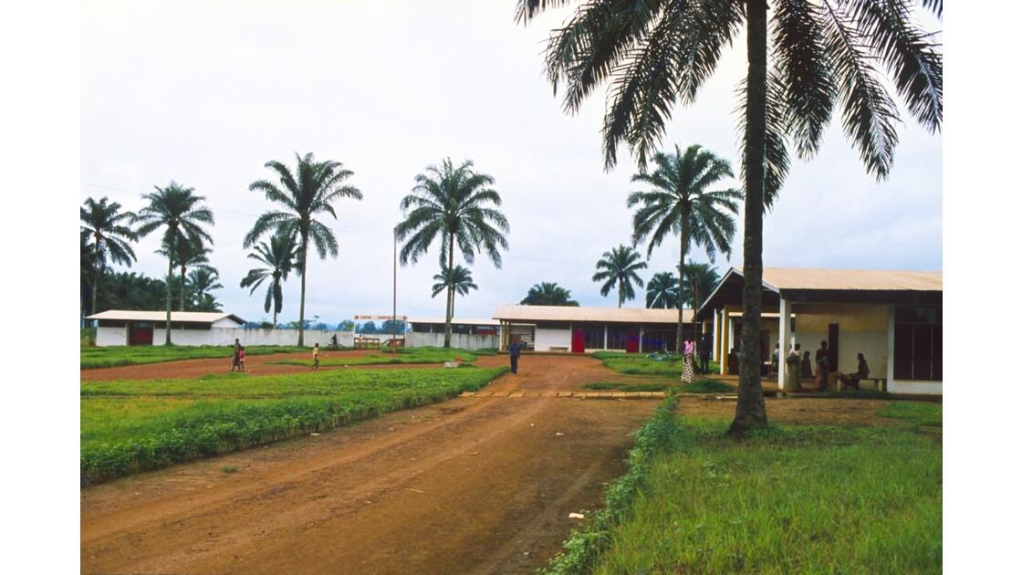 Congo 70 Mossendjo Centre hospitalier 2