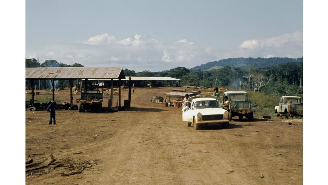 Congo 70 Makabana Scierie de Foralac 1