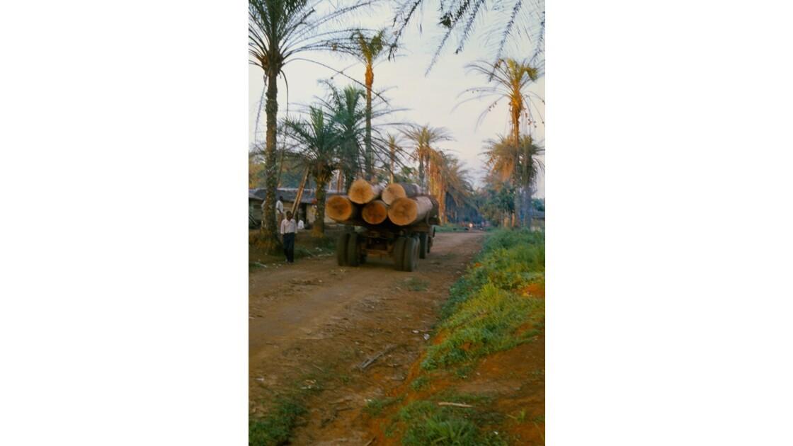Congo 70 Niari Village de Titi Grumier