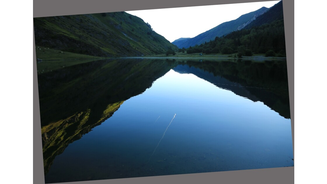 Lac d'Estaing 65