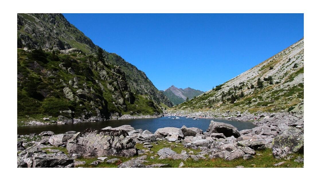 Lac du Pla de Prat 65