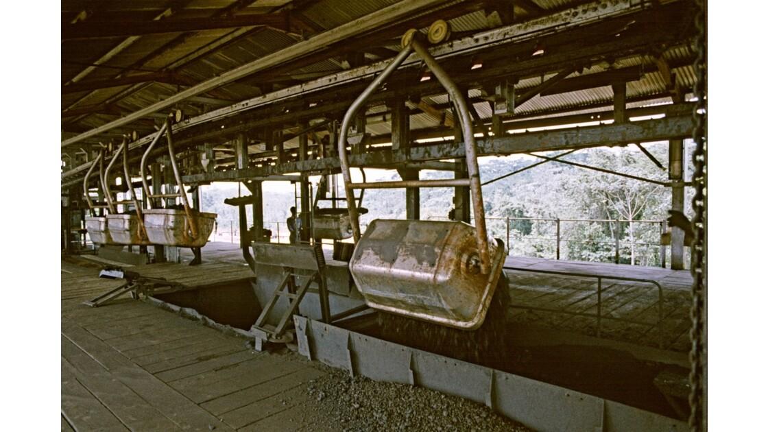 Congo 70 Mbinda arrivée du manganèse de Moanda 4