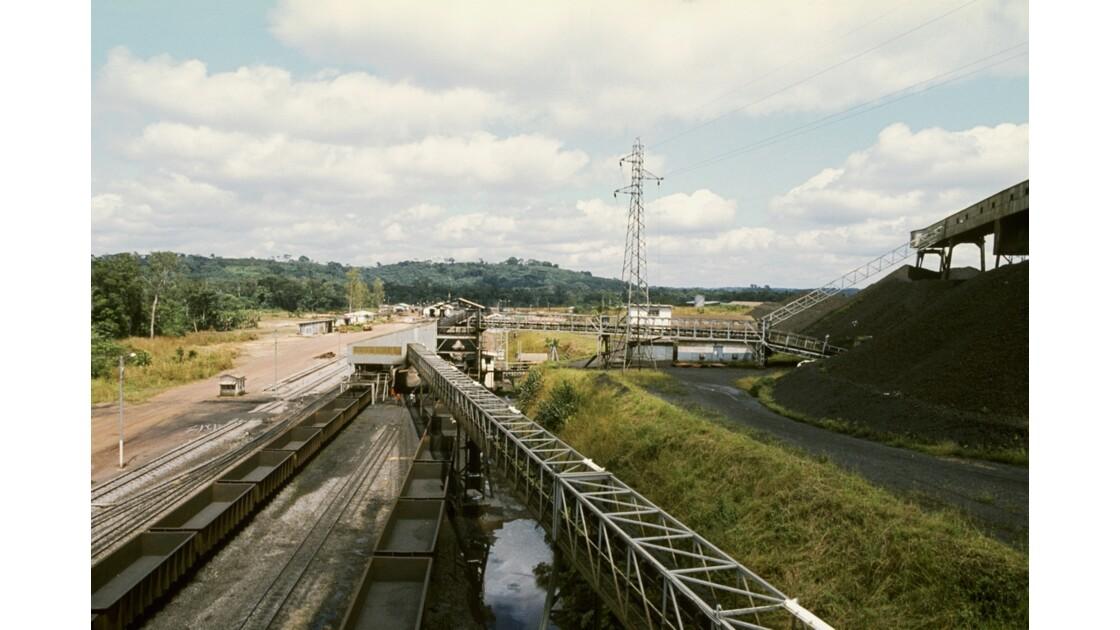 Congo 70 Mbinda Chargement du manganèse 1