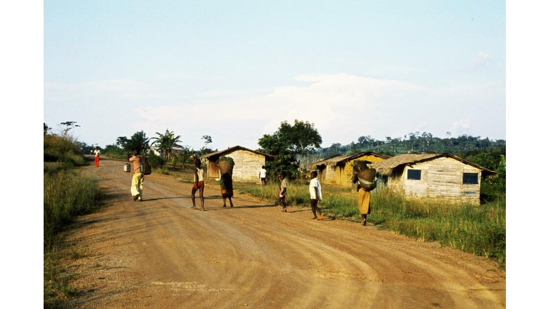 Congo 70 Mbinda le soir 1