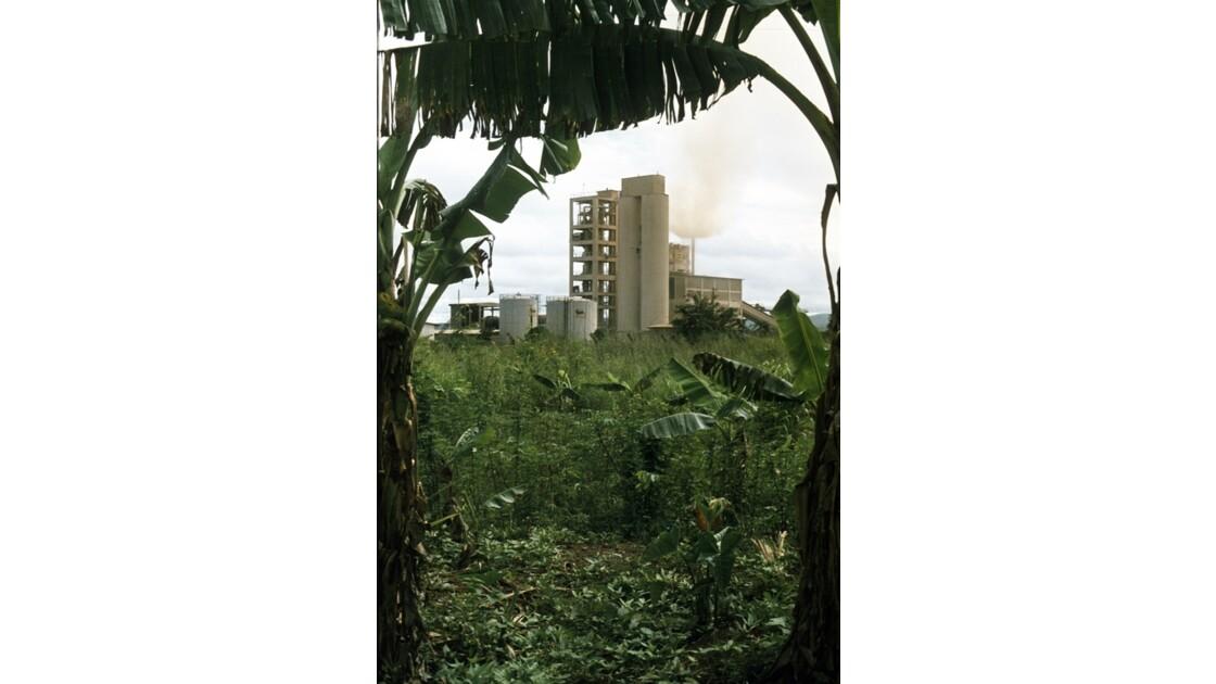 Congo 70 Cimenterie de Loutété 5