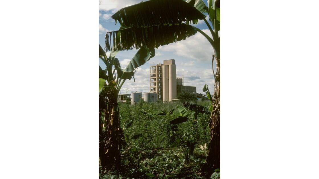Congo 70 Cimenterie de Loutété 8